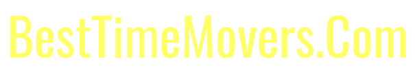 BestTimeMovers.Com - logo